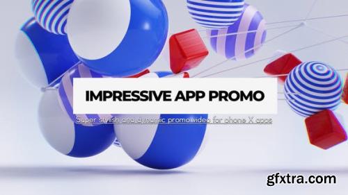 VideoHive Impressive App Promo 23835856