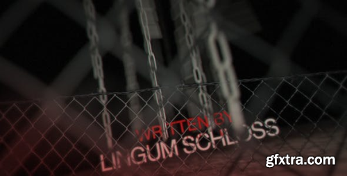 VideoHive Dark Cinematic Trailer - Crime Titles 4476940