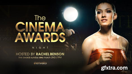 VideoHive The Cinema Awards 22502176