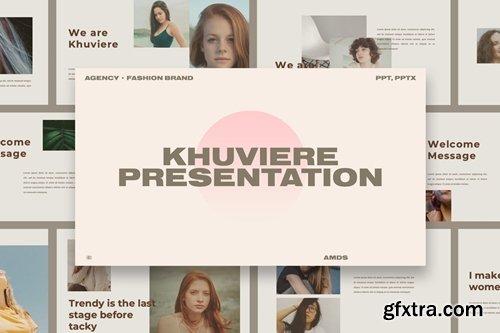 Khuivere - Fashion Brand Presentation