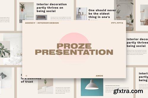 Proze - Business Presentation