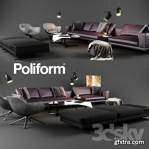 Poliform Set 04