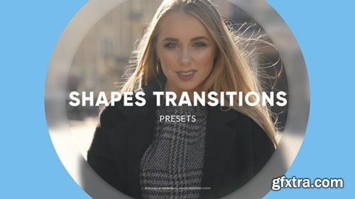 MotionArray Shapes Transitions 236664