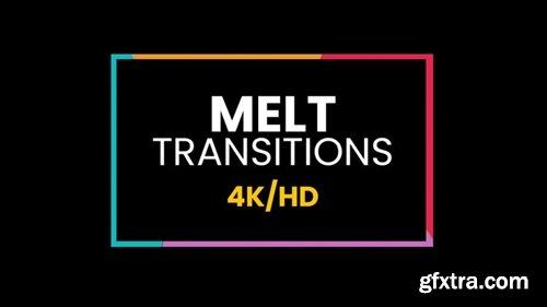 MotionArray Melt Transitions 237006