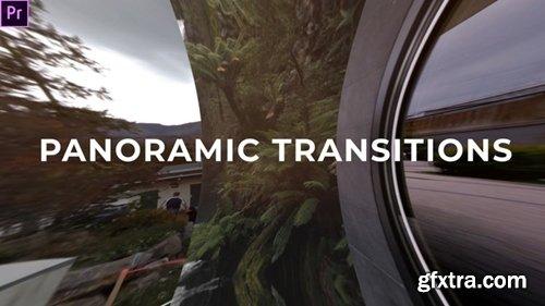 MotionArray Panoramic Transitions 237131