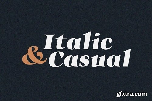 CM - Ar and Co Serif Font 3784560