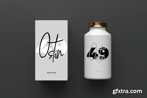 CM - Bertha Castel - Handmade Luxury Font 3788393