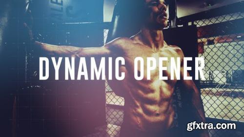 VideoHive Dynamic Opener 23468199