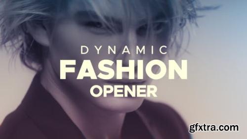 VideoHive Dynamic Fashion Opener 21744925
