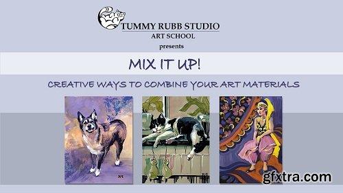 Mix It Up! Creative Ways to Combine Your Art Materials
