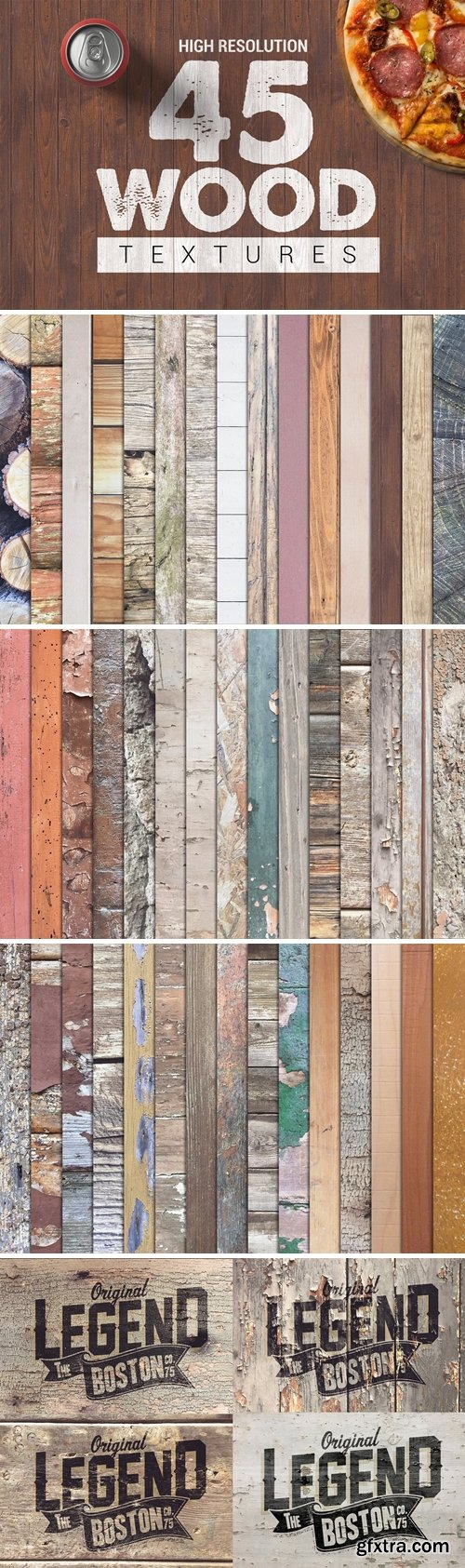 CM - Bundle Wood Textures Vol1 x45 2558042