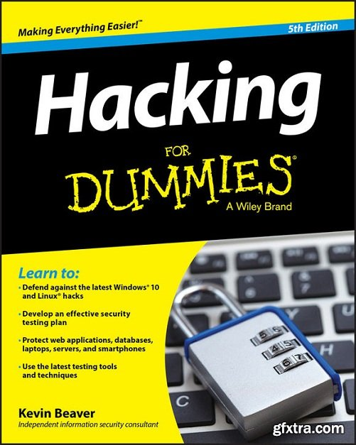 Hacking For Dummies (For Dummies (Computer/tech)) 5th Edition