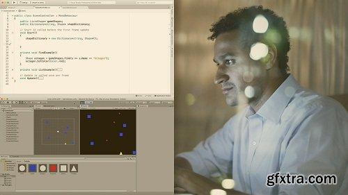Pluralsight – C# Scripting in Unity: Beyond the Basics
