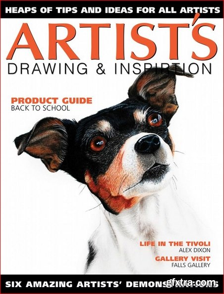 Artists Drawing & Inspiration - June 2019