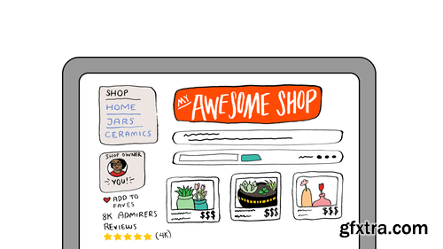 CreativeLive - Build an Etsy Storefront That Sells