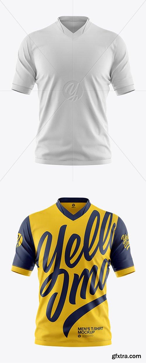 Men's T-Shirt Mockup 43387