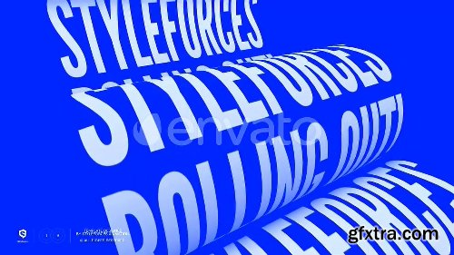 Videohive Typografik - Kinetic Poster Titles 23461043
