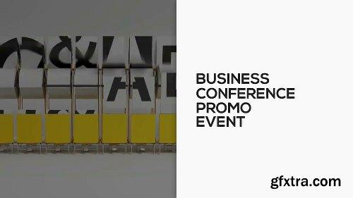 Videohive Conference Event Promo 14032490