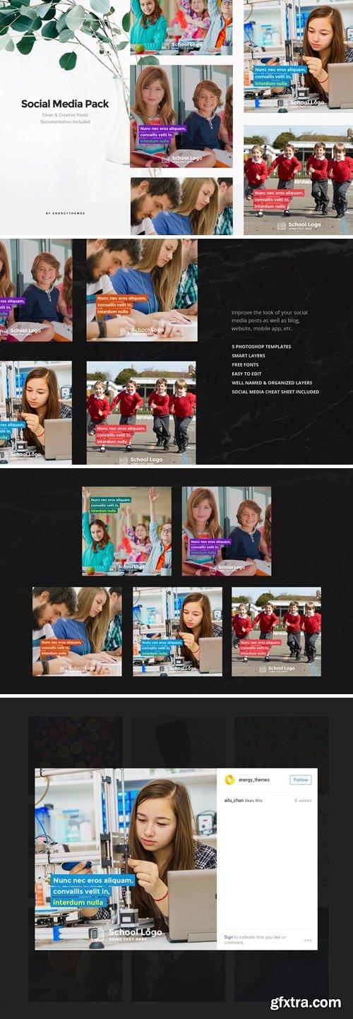 Social Media Banners - Vol44