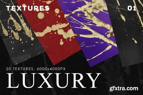 Luxury Paint Textures 01