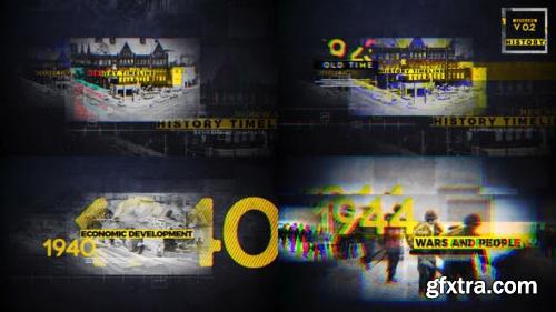 VideoHive History Timeline V2 21750035