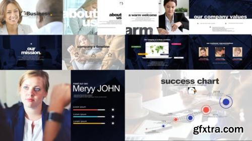 VideoHive Business Promo 23430076