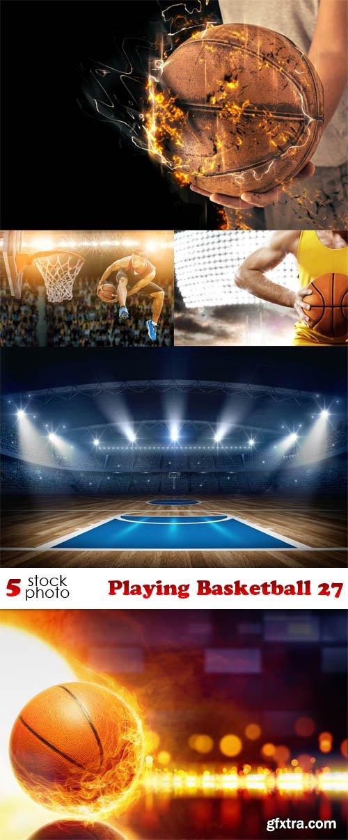 Photos - Playing Basketball 27