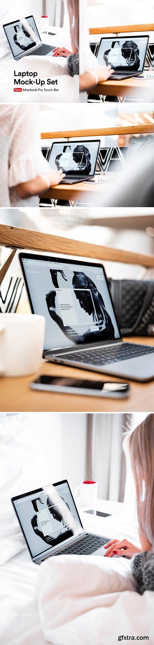 Macbook Pro Mock Up