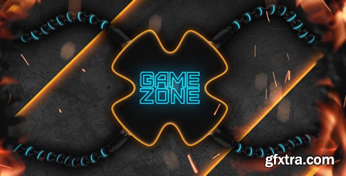 VideoHive Game Zone (Broadcast Pack) 9585671