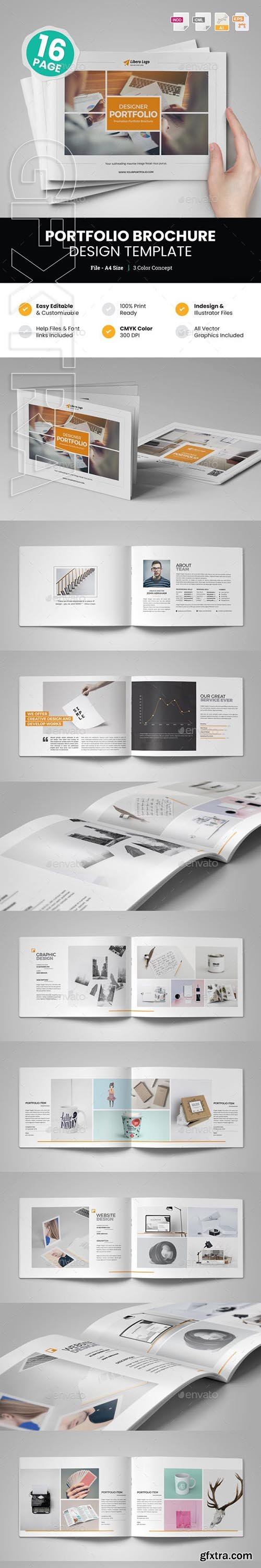 GraphicRiver - Portfolio Brochure Design v6 23796827