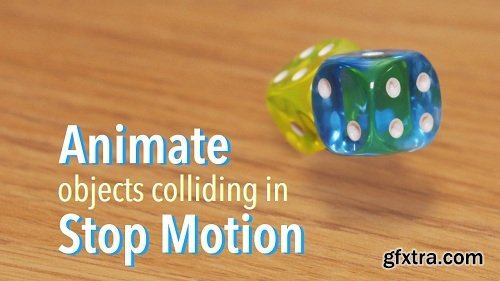 Stop Motion Animation: When Two [Objects] Become One