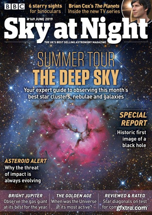 BBC Sky at Night - June 2019