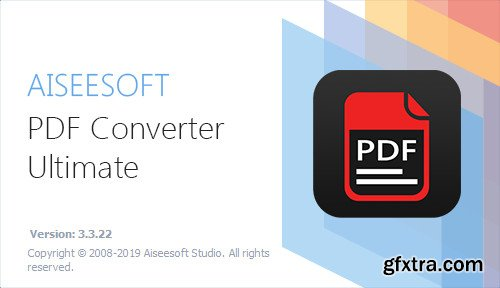 Aiseesoft PDF Converter Ultimate 3.3.38 Multilingual Portable