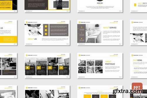Corporate Business Proposal Powerpoint and Keynote Templates