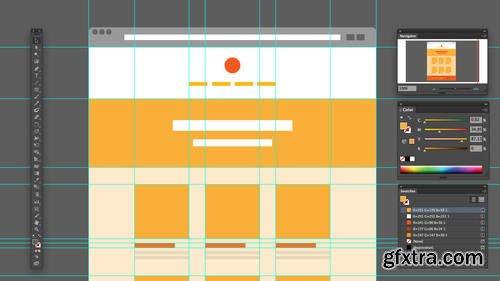 CreativeLive - Designing Websites in Illustrator: Effective Workflow