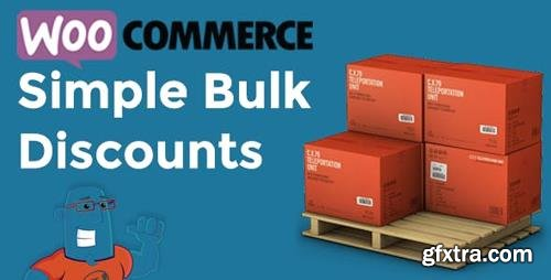 CodeCanyon - WooCommerce Simple Bulk Discounts v1.0.6 - 19328309