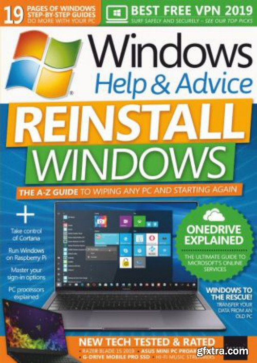 Windows Help & Advice - June 2019
