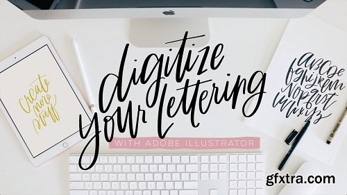 Digitize Your Lettering with Adobe Illustrator