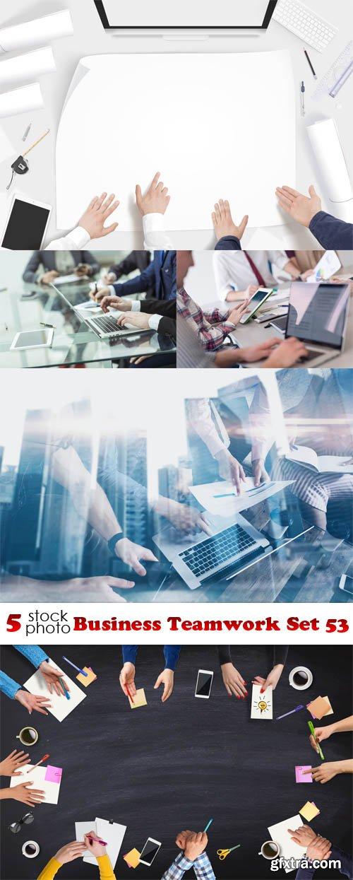 Photos - Business Teamwork Set 53
