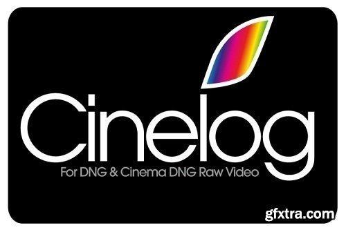 Cinelog-C Bundle for ACR and DaVinci Resolve + ACR Camera Profile + Film Looks (Win/Mac)