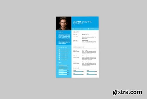 Dapper Resume Designer