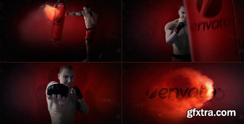 VideoHive Fist Of Fire 3564720