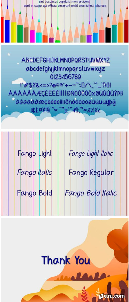 Fango Font