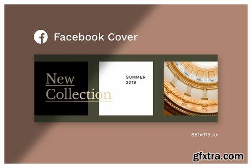 Facebook Cover (Vol.3)