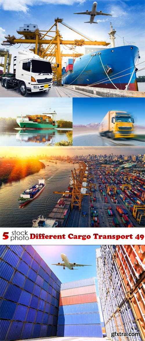 Photos - Different Cargo Transport 49