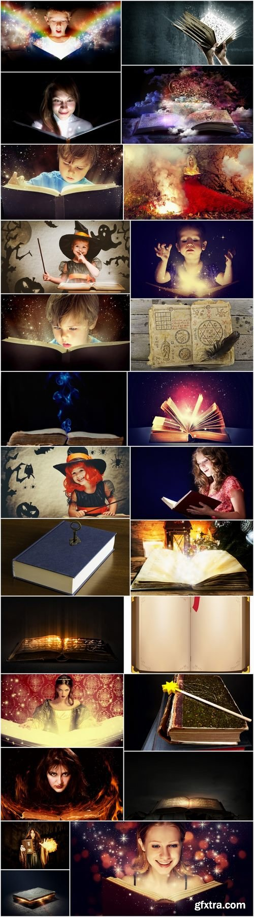 Magical magic wizardry book 25 HQ Jpeg