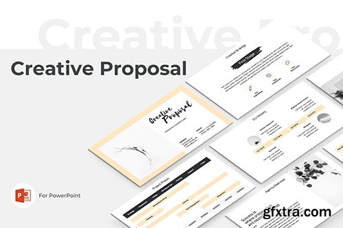 Creative Proposal PowerPoint and Keynote Template