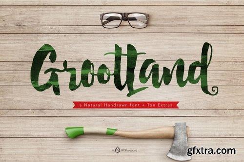 CM - Grootland Font 198965