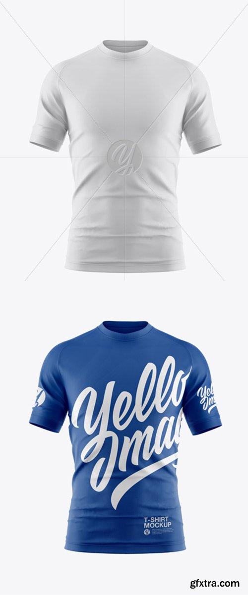 Men's T-Shirt Mockup 40653