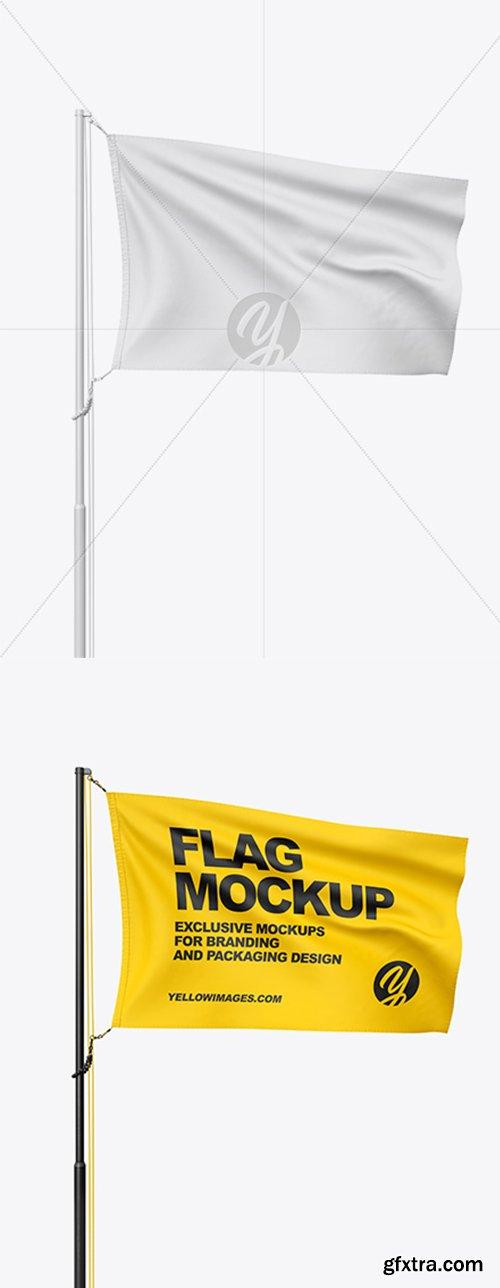 Flag Mockup 40056